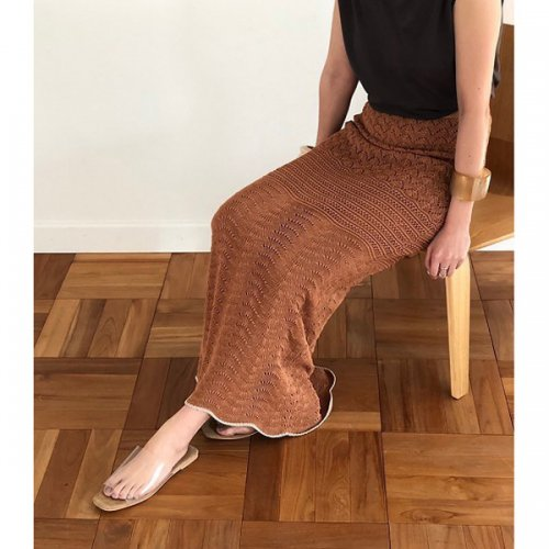 TODAYFUL<br />Lacy Knit SK