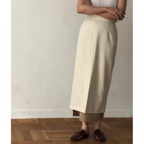 TODAYFUL<br />Layered Linen SK