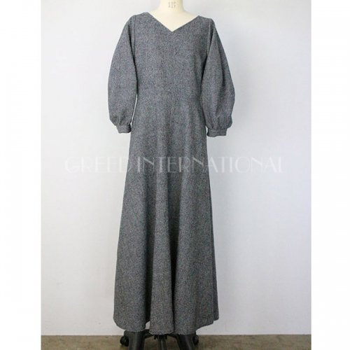 GREED International<br />Wool Gingham Check One Piece