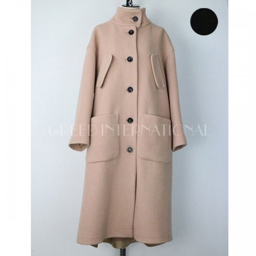 GREED International<br />Sheep Reversible Long Coat