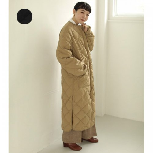 【予約】<br />TODAYFUL<br />Quilting Down Coat