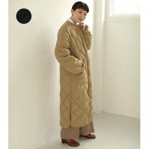 【予約】<br />TODAYFUL<br />Quilting Down Coat