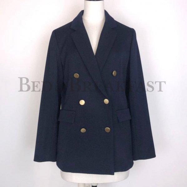 BED&BREAKFAST<br />Navy Blazer