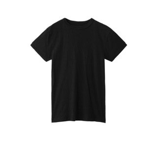 THE SHINZONE<br /> CREW NECK T-SHIRTS / Black