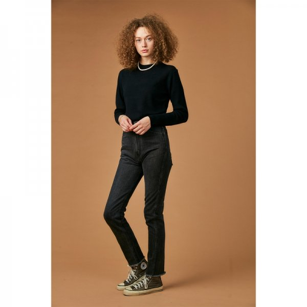 THE SHINZONE<br /> WOOL THERMAL/ Black