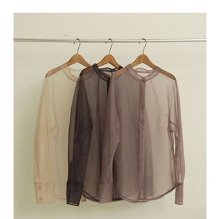 30%Off<br />TODAYFUL<br /> Organdy Sheer Shirts<img class='new_mark_img2' src='//img.shop-pro.jp/img/new/icons20.gif' style='border:none;display:inline;margin:0px;padding:0px;width:auto;' />