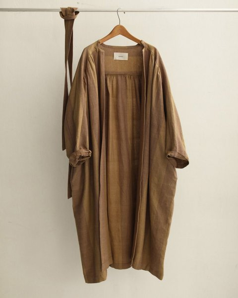 TODAYFUL<br />Jacquard Gather Gown