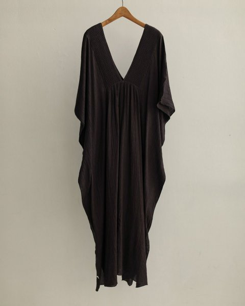 30%Off<br />TODAYFUL<br /> Pintuck Caftan Dress<img class='new_mark_img2' src='//img.shop-pro.jp/img/new/icons20.gif' style='border:none;display:inline;margin:0px;padding:0px;width:auto;' />