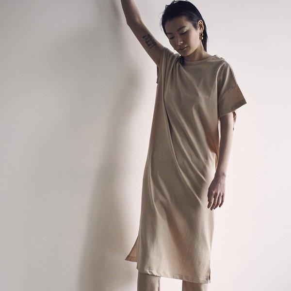 【予約】<br />SEA<br />バックオープン ドレス