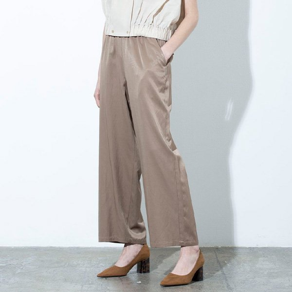 【予約】<br />Domenico+Savio<br />twill easy pants