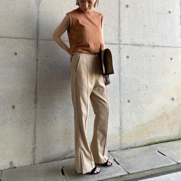 50%OFF<br />Domenico+Savio<br />FLARE PANTS