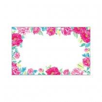 【のこりわずか】デザイナーズギルドネームカードセット ピンク