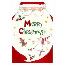 クリスマスココカード