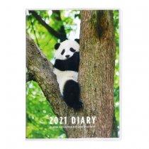 2020 パンダ手帳 A6サイズ