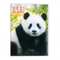 2021 パンダ手帳 A6サイズ