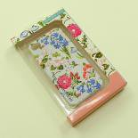 【のこりわずか】デザイナーズギルドiPhoneケース ライトピンク【のこりわずか】iPhone4S・4)