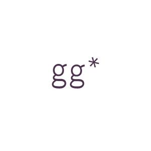 gg* logo