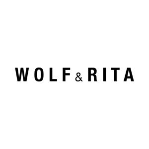 WOLF & RITA logo