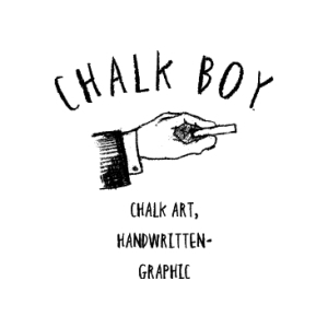 CHALK BOY logo