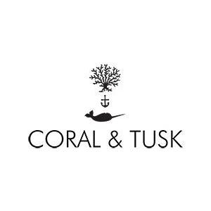 Coral & Tusk logo