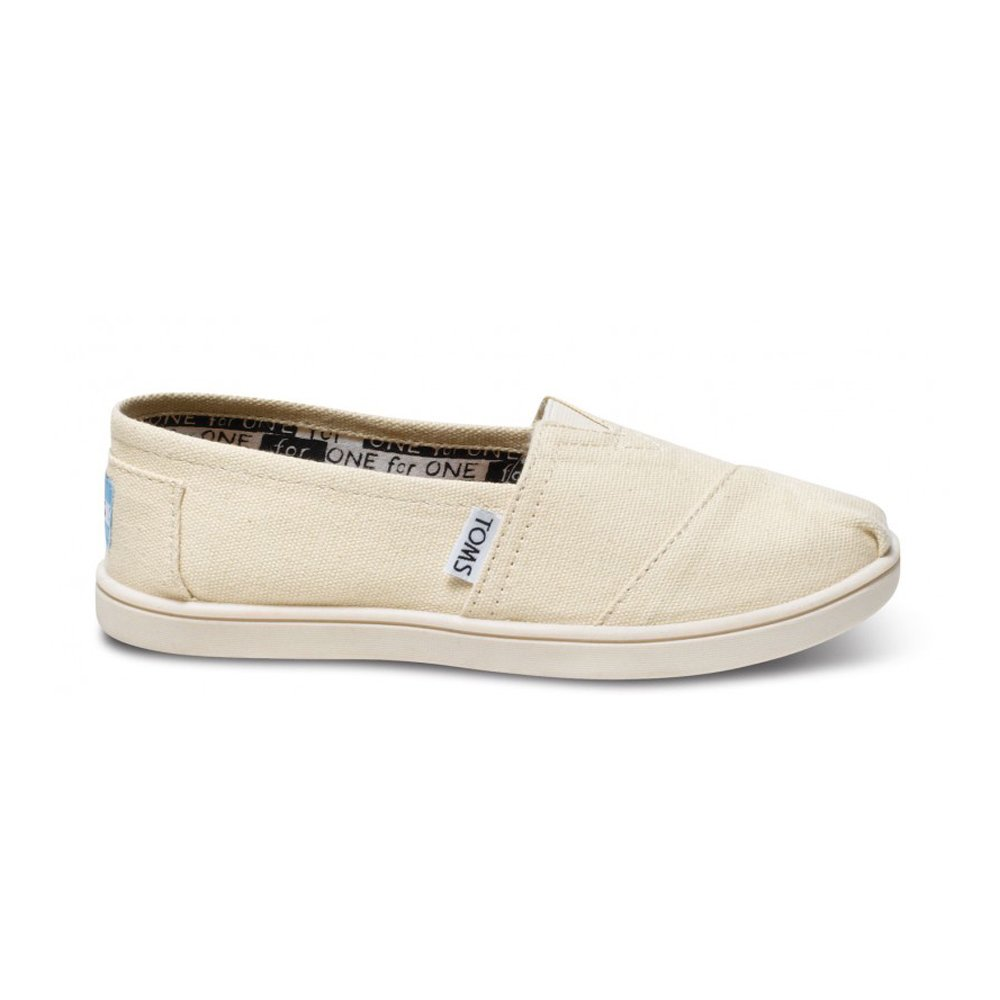 【SUMMER SALE 40%OFF】ORIGINAL CLASSICS YOUTH Natural Canvas img1