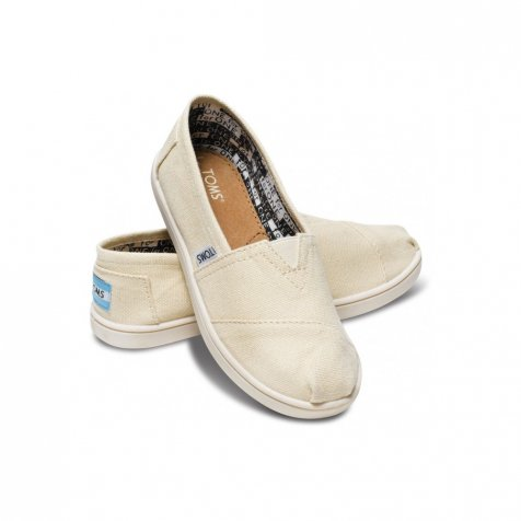 【SUMMER SALE 40%OFF】ORIGINAL CLASSICS YOUTH Natural Canvas