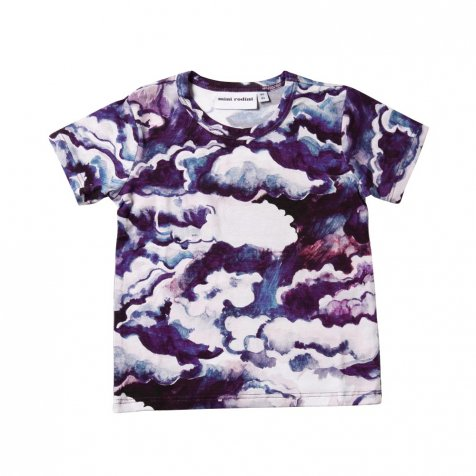 【サマーセール30%OFF】CLOUDS AOP SS TEE PURPLE