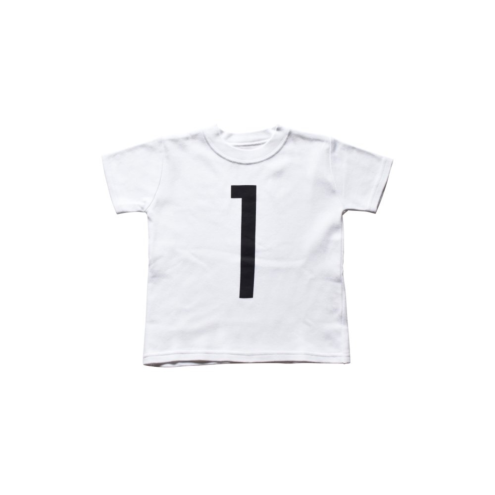 The Wonder Years collection SS White Tee No.1 img