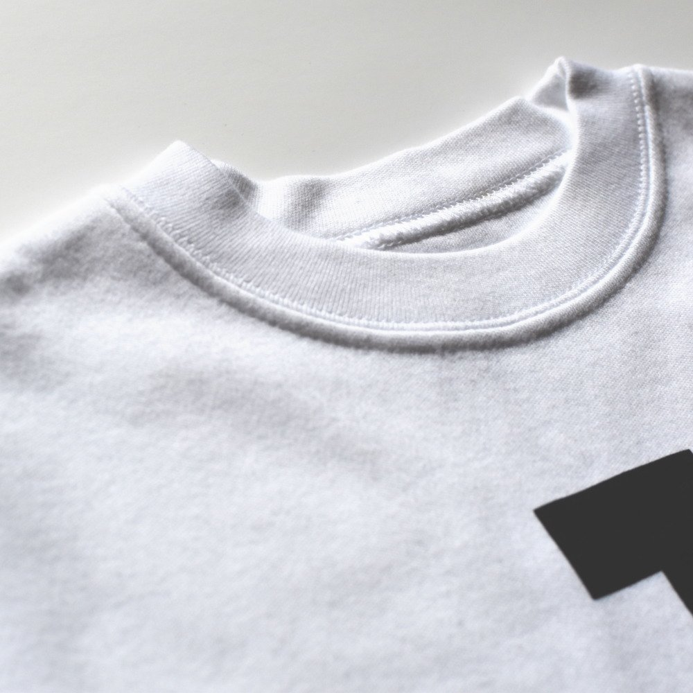 The Wonder Years collection SS White Tee No.4 img1