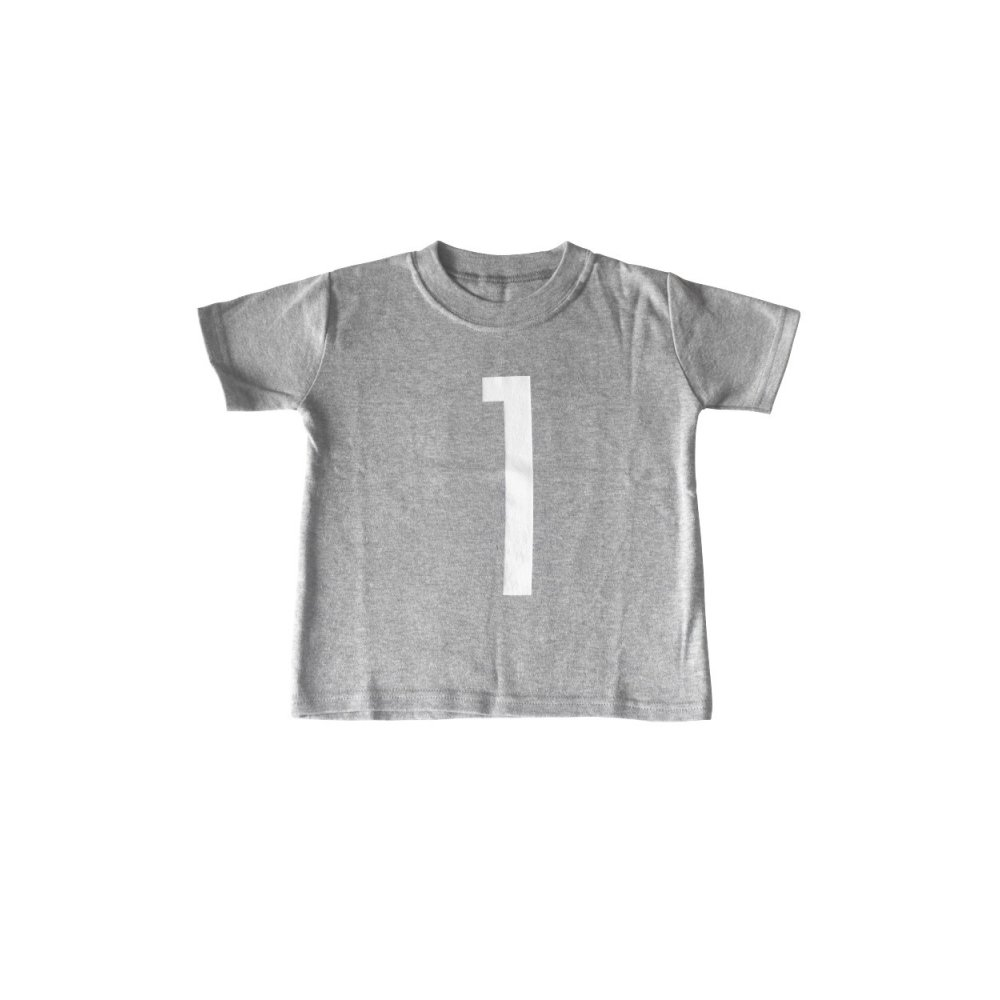 The Wonder Years collection SS Grey Tee No.1 img