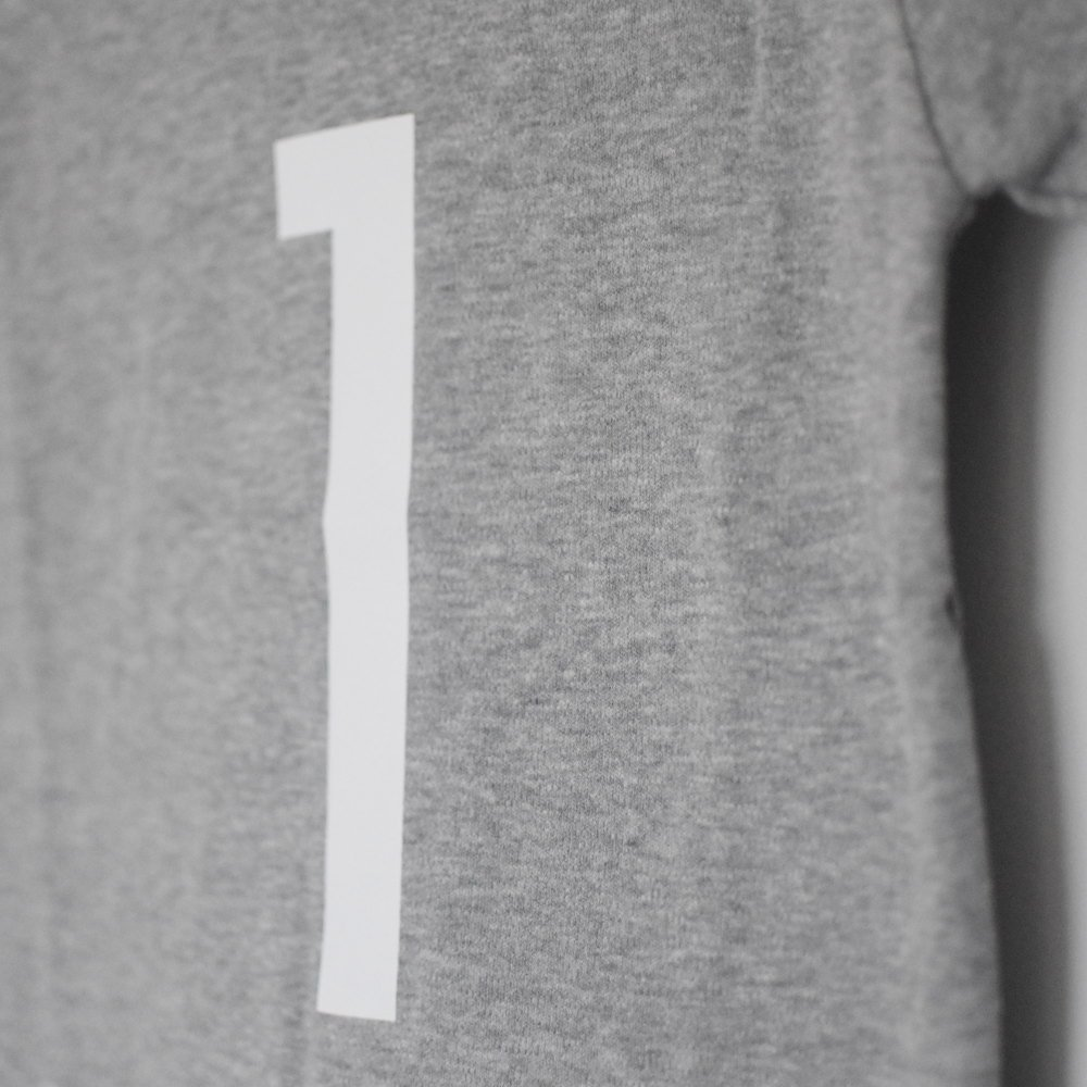 The Wonder Years collection SS Grey Tee No.1 img2