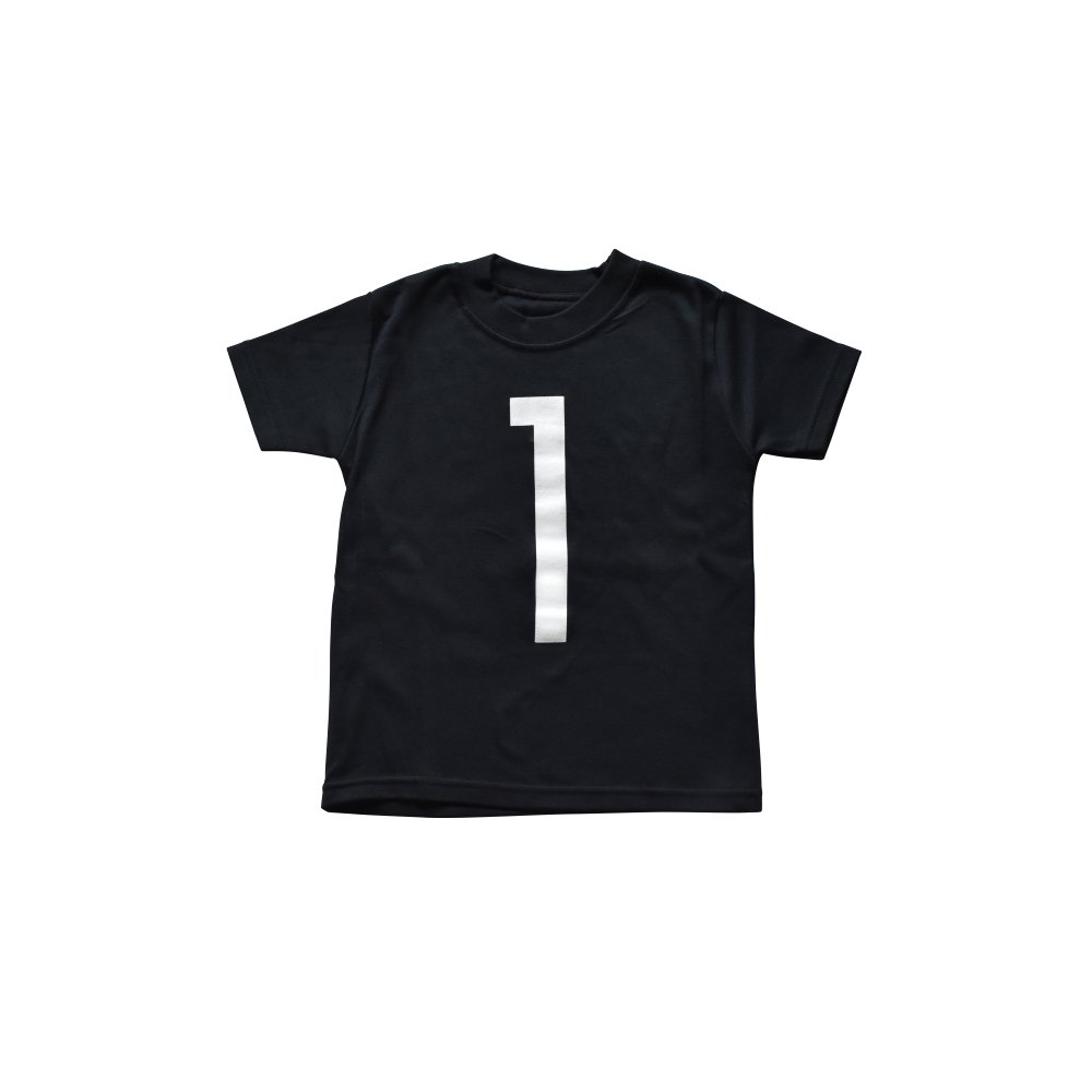 The Wonder Years collection SS Black Tee No.1 img