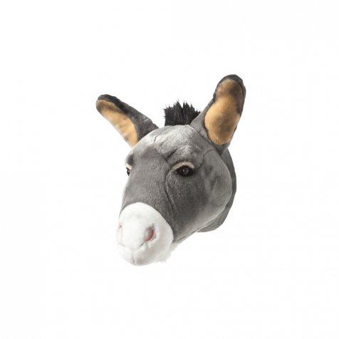 Animal Head Donkey 剥製風のぬいぐるみ・ドンキー