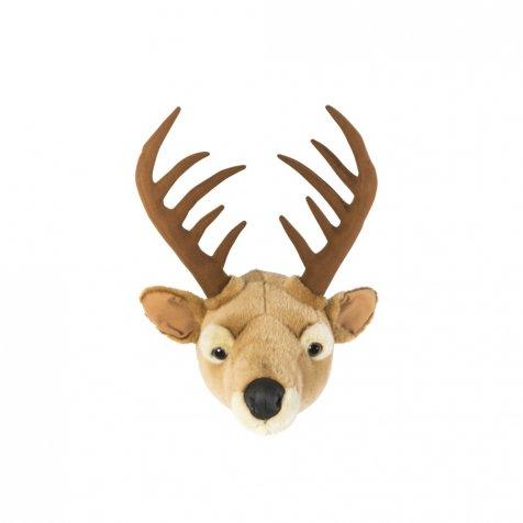 Animal Head Elk 剥製風のぬいぐるみ・トナカイ