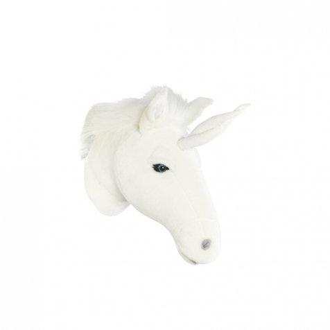 Animal Head Unicorn 剥製風のぬいぐるみ・ユニコーン