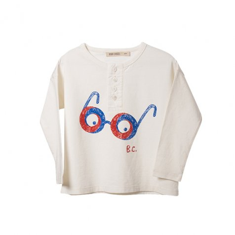 【セール30%OFF】2016AW No.010 Buttons T-Shirt Impossible Glasses
