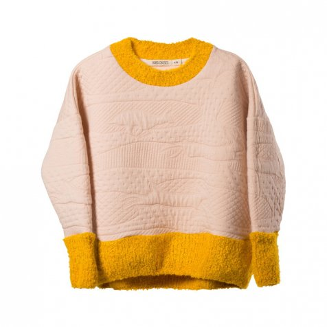 【セール30%OFF】2016AW No.056 Jumping Rabbit Sweatshirt Pink