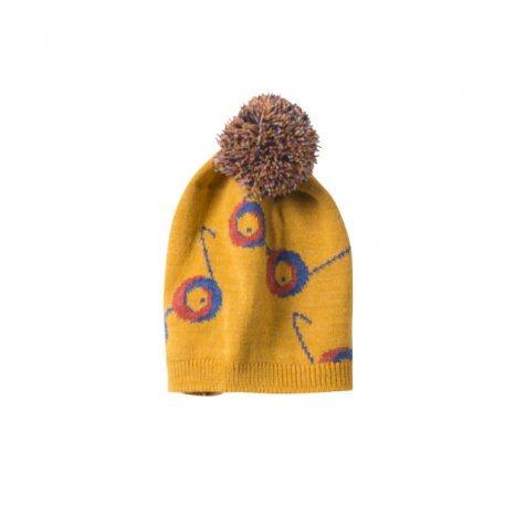 【セール30%OFF】2016AW No.092 Knitted Beanie Impossible Glasses AO