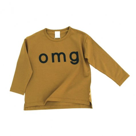 【セール30%OFF】2016AW No.085 omg graphic ls oversized tee