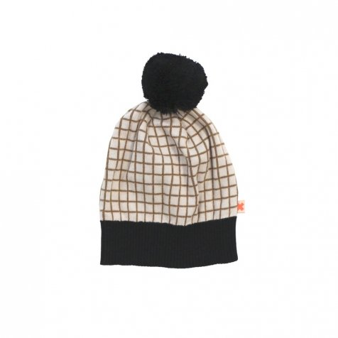 【MORE SALE 60%OFF】2016AW No.154 grid beanie