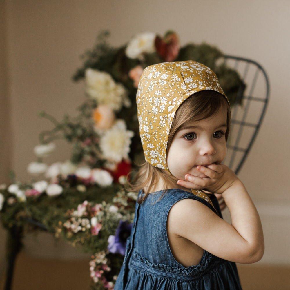 【再入荷】Floral bonnet Buttercup img4