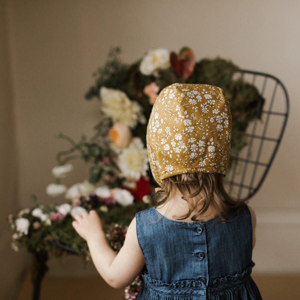 【再入荷】Floral bonnet Buttercup img5