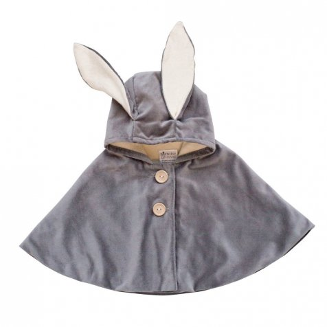 【セール30%OFF】Rabbit Cape Velveteen