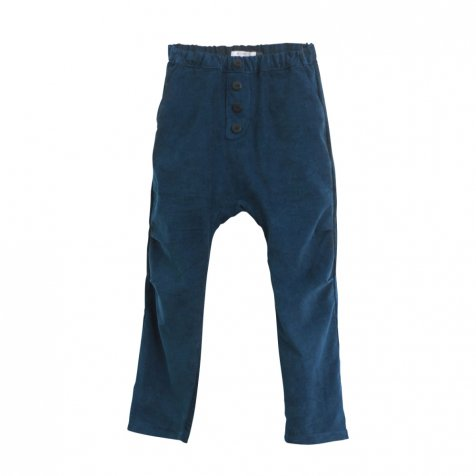【セール30%OFF】BAGGY PANT Blue corduroy