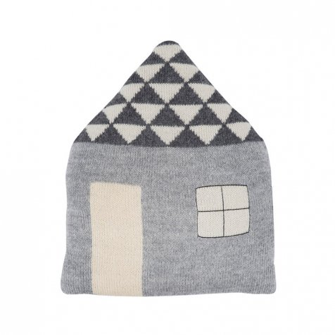 212 Favourite Place Pillow grey