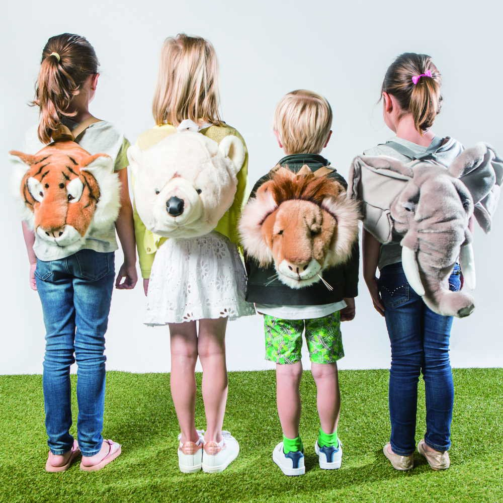 Animal Backpack Elephant img4