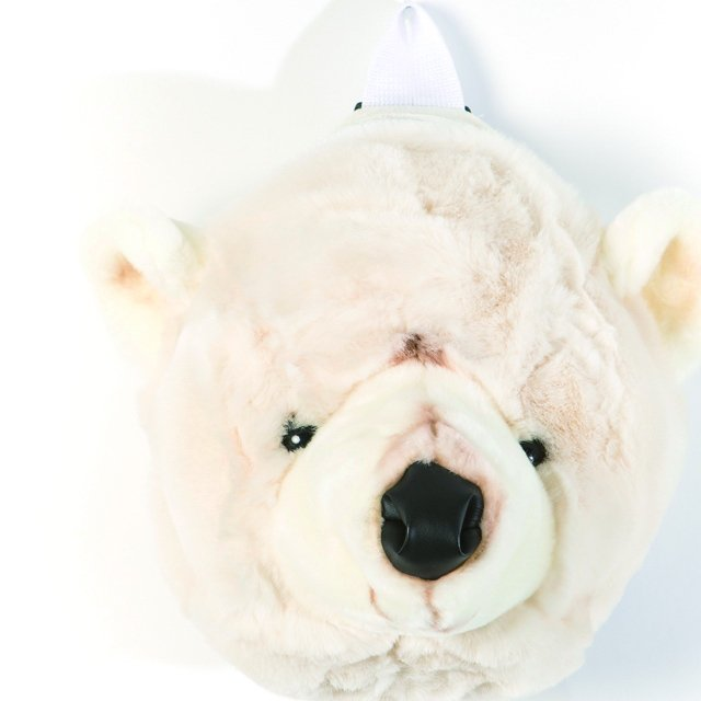 Animal Backpack Polar Bear img1