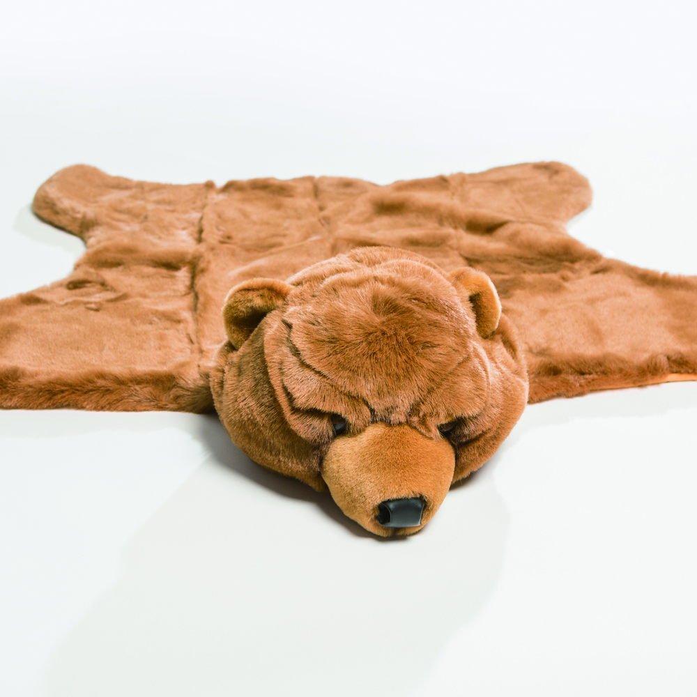 Animal Rug Disguise Light Brown Bear img1