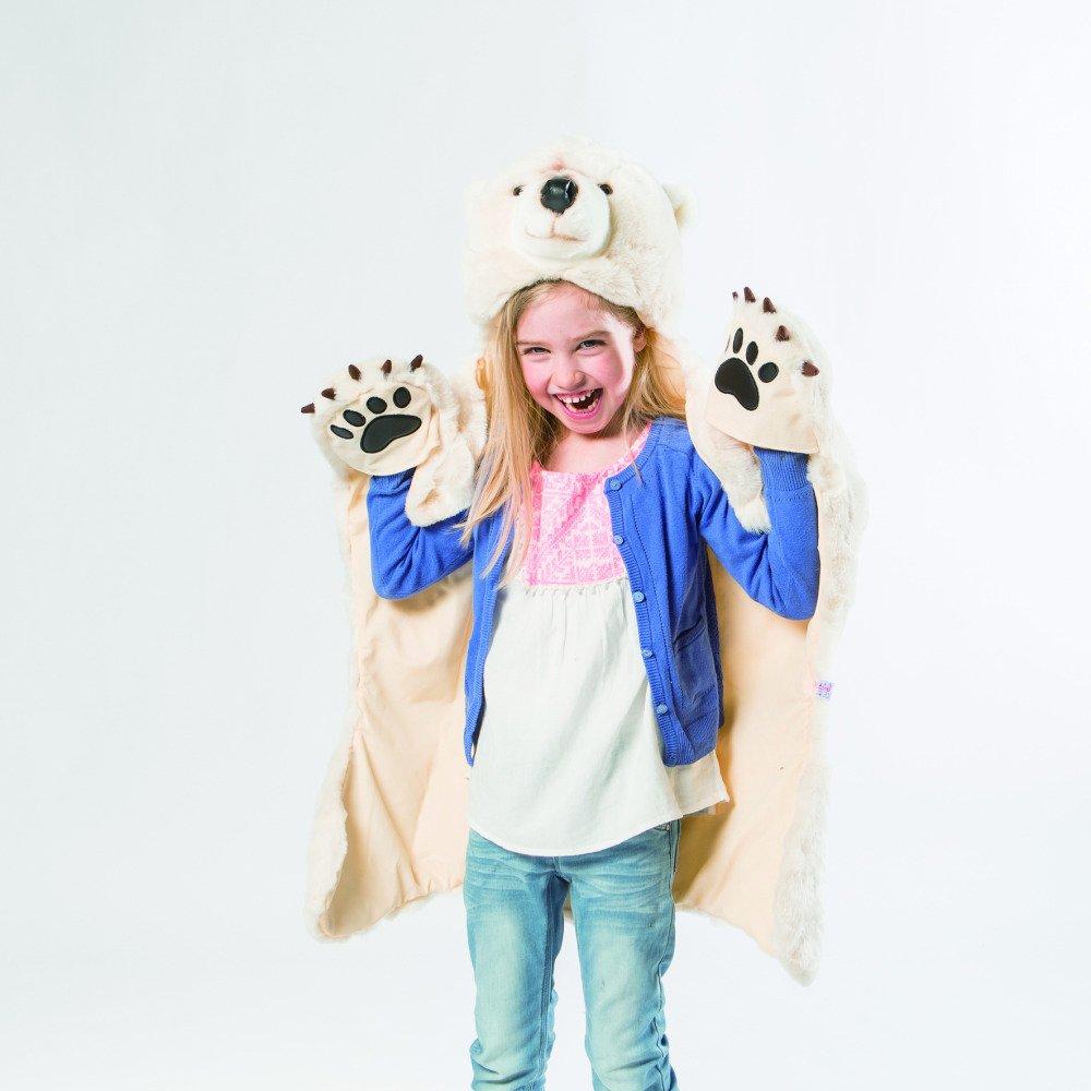 Animal Rug Disguise Light Brown Bear img3