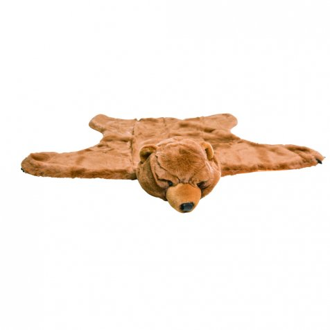 Animal Rug Disguise Light Brown Bear